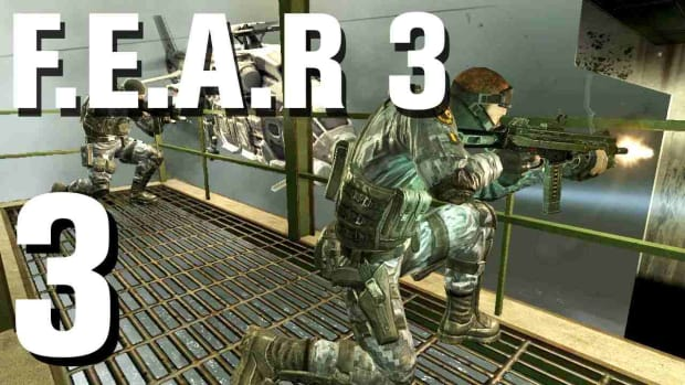 C. F.E.A.R. 3 Walkthrough Part 3: Prison (3 of 3) Promo Image