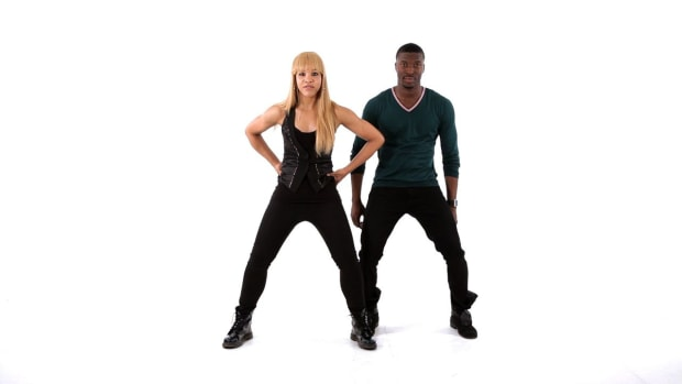 ZU. How to Do Lower Body Isolation Moves Promo Image