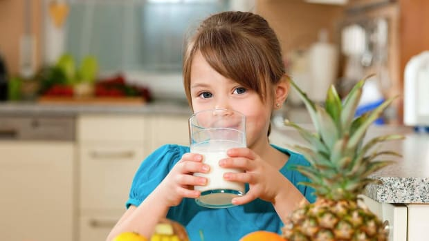 E. Do Children Need Food Supplements? Promo Image