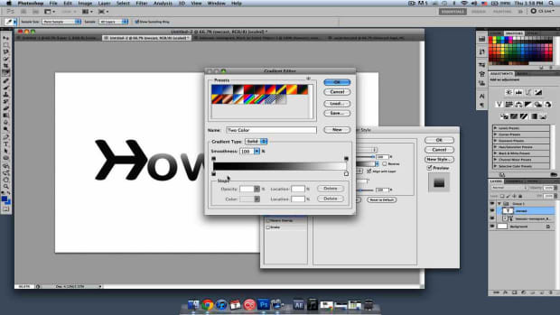 V. How to Create a Logo in Photoshop Promo Image