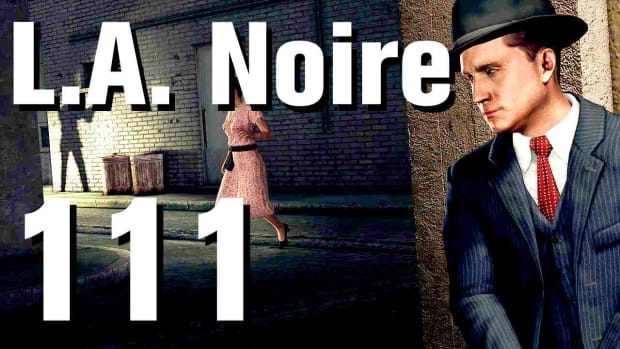 "ZZZZG. L.A. Noire Walkthrough Part 111: ""House Of Sticks"" (2 of 5) Promo Image"