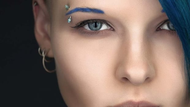 J. What Is an Eyebrow Piercing? Promo Image