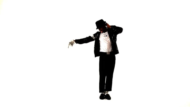 "P. How to Do ""Billie Jean"" Dance like Michael Jackson, Pt. 2 Promo Image"