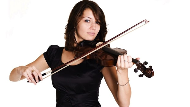 ZS. How to Find Good Violin Practice Music Promo Image