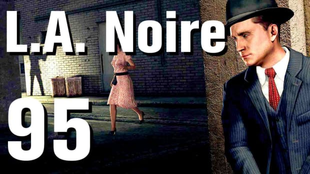 "ZZZQ. L.A. Noire Walkthrough Part 95: ""The Gas Man"" (1 of 10) Promo Image"