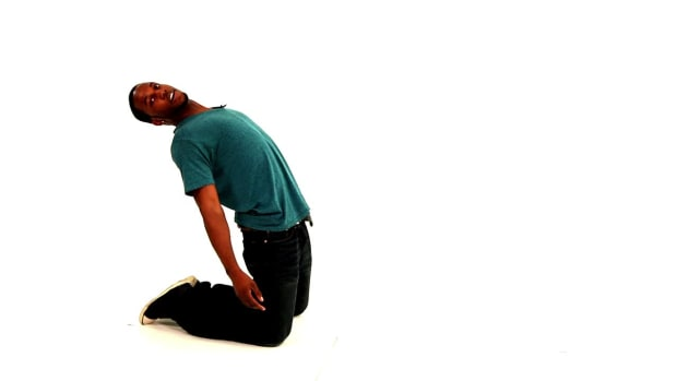F. How to Do a Rise-Up in Hip-Hop Illusion Dance Promo Image