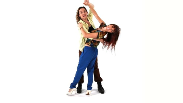 G. How to Do the Zouk Dip Latin Dance Move Promo Image