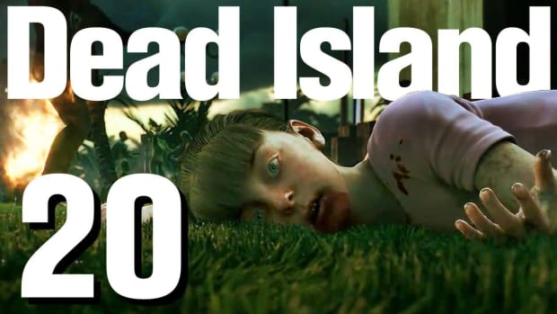 T. Dead Island Playthrough Part 20 - Lazarus Rising Promo Image