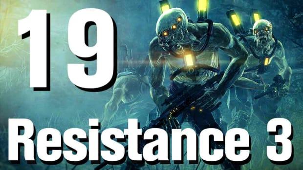 S. Resistance 3 Walkthrough Part 19: Plan B Promo Image