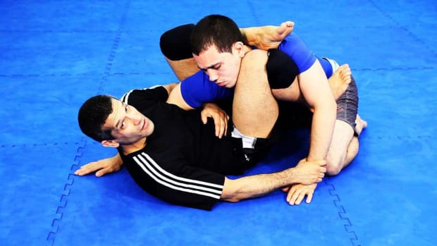 ZZA. How to Do Standard Guard Tactics in MMA Fighting Promo Image