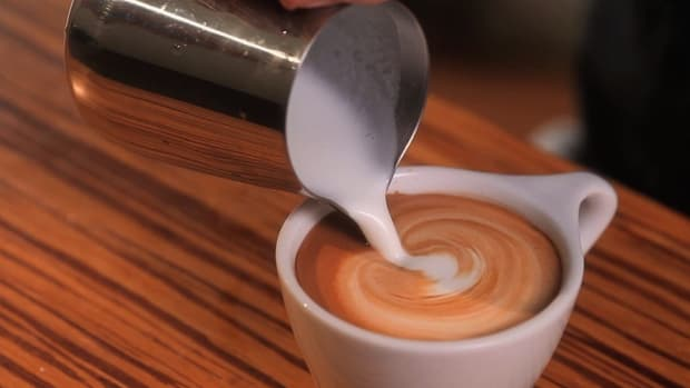 F. How to Free Pour Latte Art Promo Image