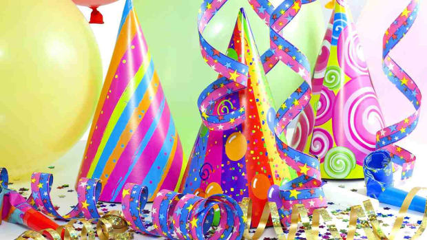 ZQ. Eco-Friendly Party Decorations Promo Image