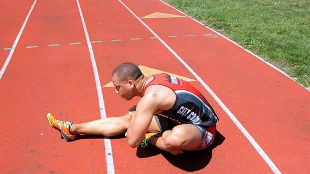 V. How to Train for a 400-Meter Dash Promo Image