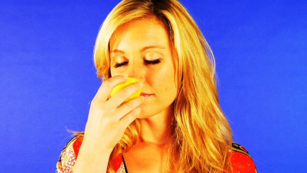 F. Quick Tips: How to Combat Morning Sickness Promo Image
