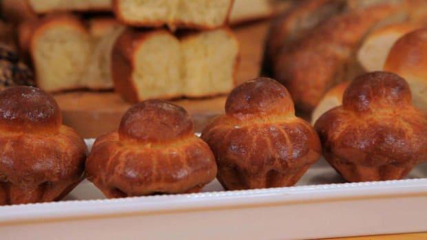 J. How to Bake Brioche à Tête & Brioche Nanterre Promo Image