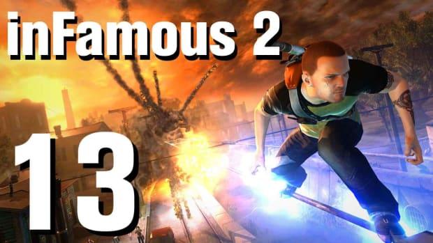 M. inFamous 2 Walkthrough Part 13: Torn (1 of 2) Promo Image