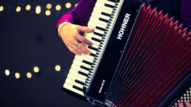 K. How to Play a Piano Accordion Promo Image
