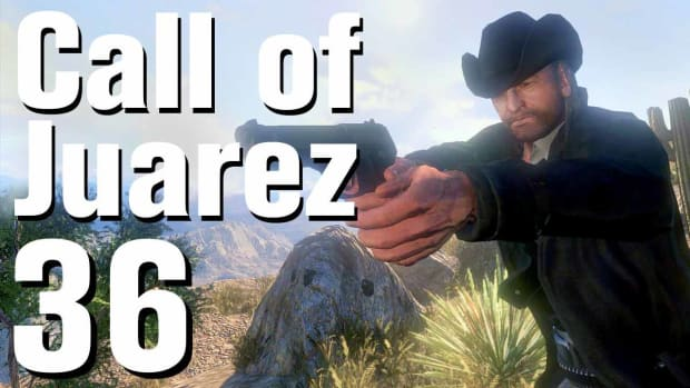 ZJ. Call of Juarez The Cartel Walkthrough: Chapter 11 (1 of 2) Promo Image