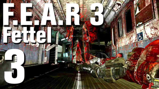 C. F.E.A.R. 3 Fettel Walkthrough Part 3: Prison (3 of 8) Promo Image