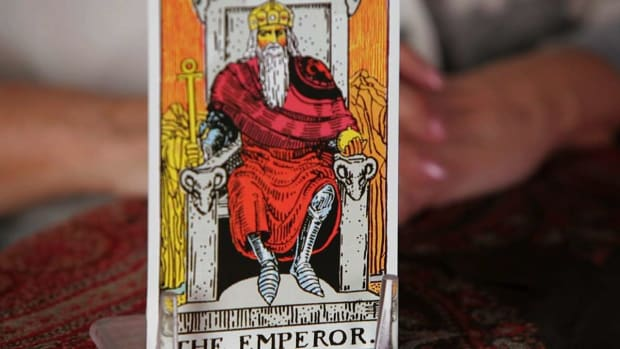 U. How to Read the Emperor Tarot Card Promo Image