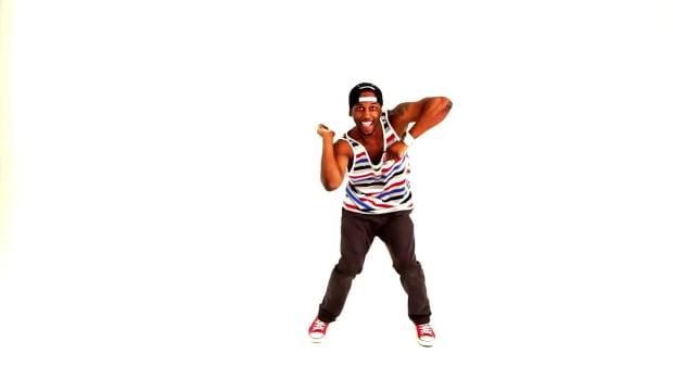 ZH. How to Do a Hip-Hop Old Skool Pump Slide Promo Image