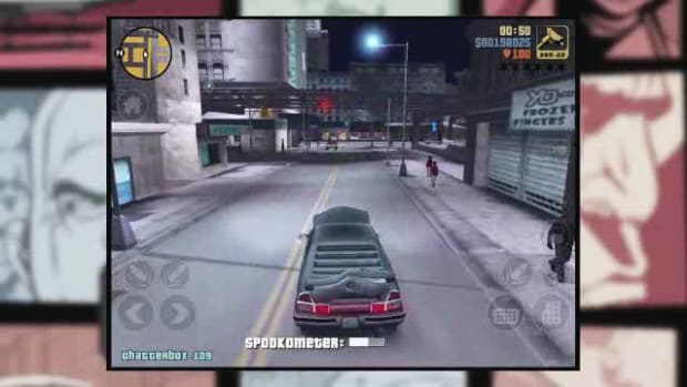 P. GTA3 iOS Walkthrough Part 16 - Cutting the Grass Promo Image