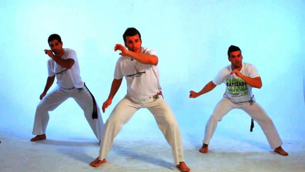 C. How to Do the Meia-lua de Frente in Capoeira Promo Image