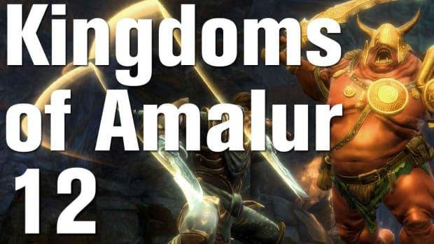 L. Kingdoms of Amalur: Reckoning Walkthrough Part 12 - Defeat Gnarsh Promo Image
