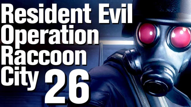Z. Resident Evil Operation Raccoon City Walkthrough Part 26 - End of the Line Promo Image