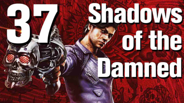 ZK. Shadows of the Damned Walkthrough: Act 4-5 Suburban Nightmares (4 of 5) Promo Image