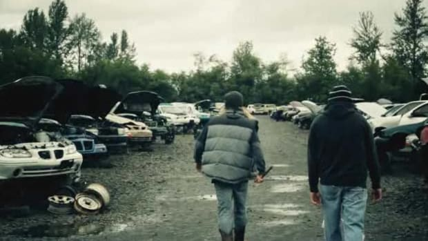 Z. How to Buy Car Parts from a Junkyard Promo Image