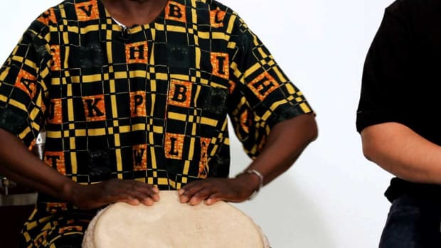H. How to Play the Flam on Djembe Promo Image