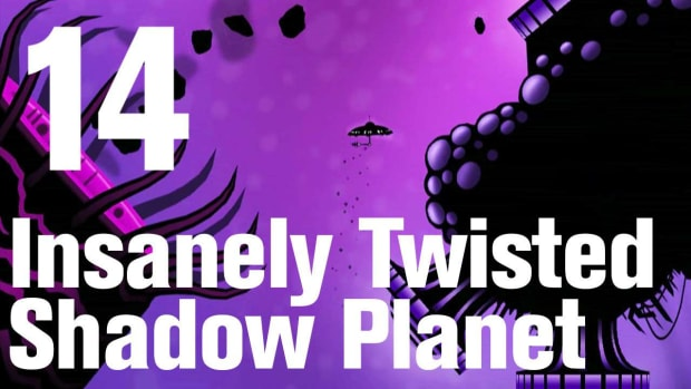 N. Insanely Twisted Shadow Planet Walkthrough Part 14: Ocean Promo Image