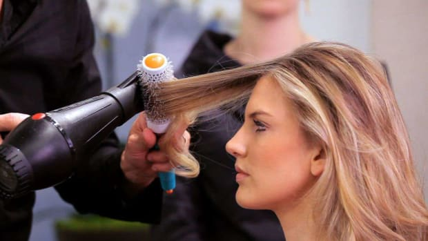 N. 7 Blow Drying Tips for Long Hair Promo Image