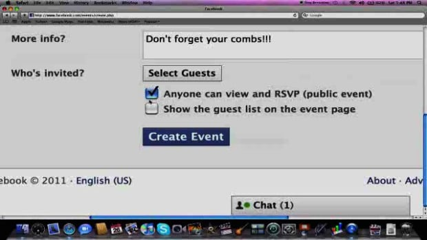 K. How To Create an Event on Facebook Promo Image