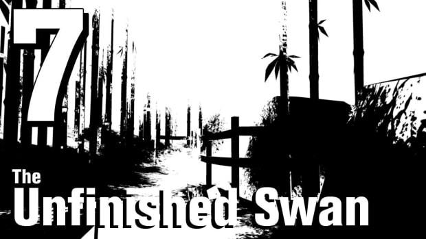 G. The Unfinished Swan Walkthrough Part 7 - Chapter 2 Promo Image