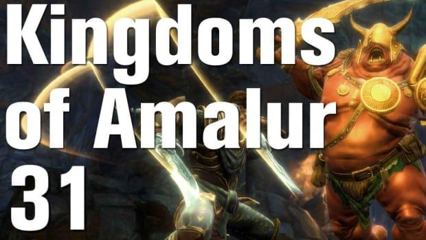 ZE. Kingdoms of Amalur: Reckoning Walkthrough Part 31 - Prismere Chantries Promo Image