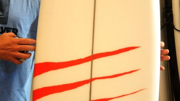 V. What Is a Surfboard Stringer? Promo Image