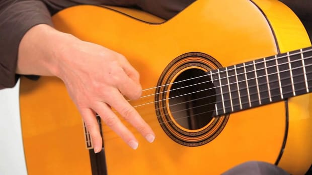 I. Flamenco Guitar Techniques: How to Play Rasgueos Promo Image