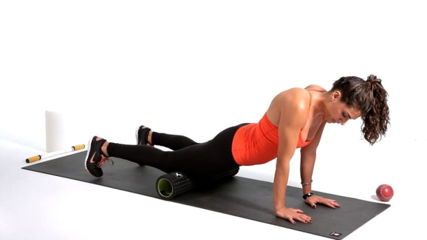 ZR. How to Prevent Shoulder Pain Caused by Foam Rolling Promo Image
