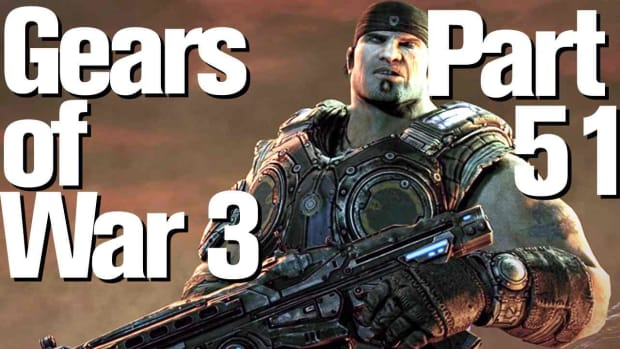ZY. Gears of War 3 Walkthrough: Act 4 Chapter 6 (1 of 2) Promo Image