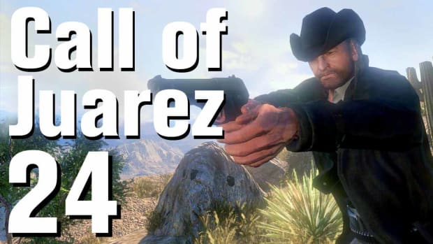 X. Call of Juarez The Cartel Walkthrough: Chapter 7 (2 of 4) Promo Image