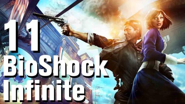 K. BioShock Infinite Walkthrough Part 18 Promo Image