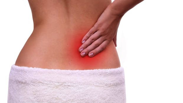 U. What Causes Hip Pain? Promo Image