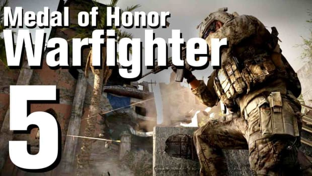 E. Medal of Honor: Warfighter Walkthrough Part 5 - Chapter 4: Preacher Promo Image