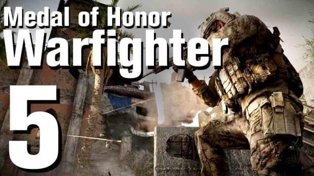 E. Medal of Honor: Warfighter Walkthrough Part 5 - Chapter 4: Preacher Promo Image