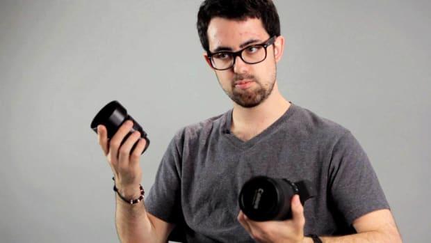 ZY. Prime Lenses vs. Zoom Lenses for Digital Cameras Promo Image