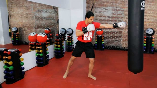 C. How to Do a Kickboxing Jab Promo Image