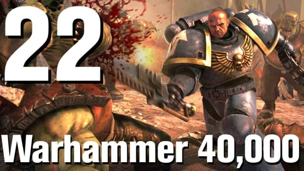 U. Warhammer 40K Space Marine Walkthrough Part 22: Whispers of the Dead Promo Image