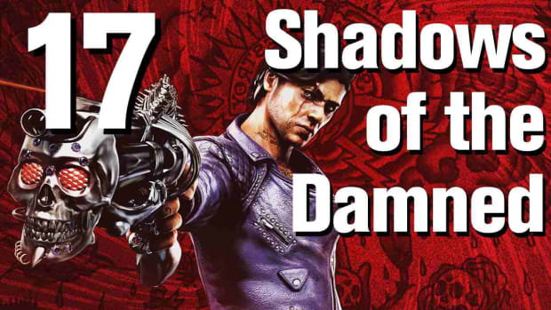 Q. Shadows of the Damned Walkthrough: Act 3-2 My Dying Concubine (1 of 3) Promo Image